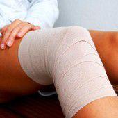 Das Knie und seine Achillesfersen