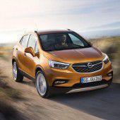 Aus dem Opel Mokka wird der Mokka X