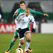 Valencia auch in Wien zu stark für Rapid – 0:4