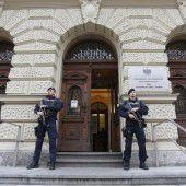 Dschihadistenprozesse mit 13 Angeklagten in Graz