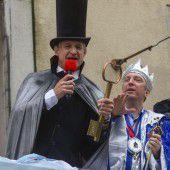 In Bregenz übernimmt der Prinz die Macht