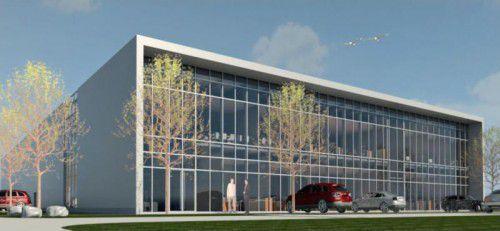 Die Sonderhoff-Gruppe hat kürzlich in Dornbirn-Pfeller den neuen Hauptsitz des Geschäftsbereiches Engineering in Betrieb genommen.