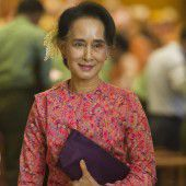 Parlament tagt zum ersten Mal in Myanmar