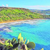 Goldgelber Barock im Mittelmeer