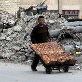 500 Menschen sterben bei Offensive in Aleppo