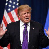 Trump setzt seinen Siegeszug fort