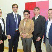 Lustenau: Volles Haus beim Unternehmertreff