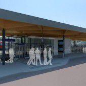 Neuer Bahnhof für Lustenau