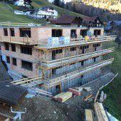 27 neue Wohneinheiten entstehen in Bürserberg