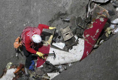 150 Menschen starben, als der Germanwings-Airbus am 24. März 2015 in den französischen Alpen zerschellte.