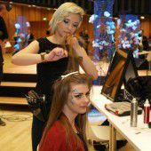 Haarwerker mit Style