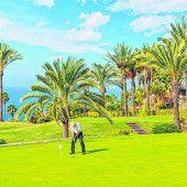 Das ganze Jahr Golf spielen