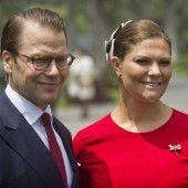 Victoria schenkt den Schweden einen Prinzen