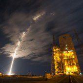 Cygnus bringt  Nachschub zur ISS