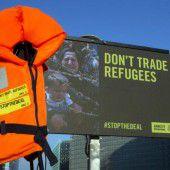Zähes Ringen um den Asylpakt