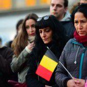 Belgier trauern um die Opfer