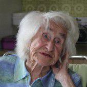 Anna Katharina Hämmerle mit 109 Jahren verstorben