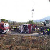 Österreicherin starb bei Busunglück in Spanien