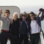Rolling Stones geben Gratiskonzert auf Kuba