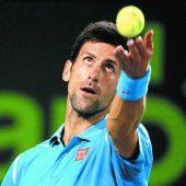 Novak Djokovic ist in Miami nicht zu stoppen