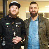 Alte Bart-Tradition wird wiederbelebt