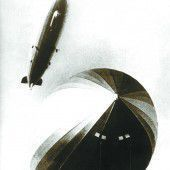Jungfernflug der Hindenburg