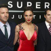 Superheldenepos feiert Premiere in London