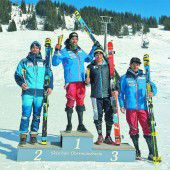 Dritter Podestplatz für Skicrosser Bernhard Graf