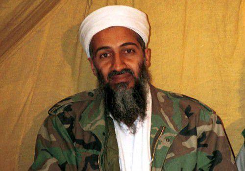 Bin Laden wurde von US-Spezialkräften getötet.