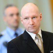 Massenmörder Breivik sieht sich als Justizopfer