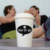 Jetzt neu: aha-to-go – Erfahrungen frei Haus