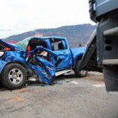 Bei Unfall tödlich verletzt