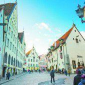 Mittelalterliche Metropole Tallinn