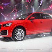 Nachwuchs in der Q-Familie von Audi
