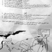 Flugblatt löste die Flucht Tausender aus Idomeni aus