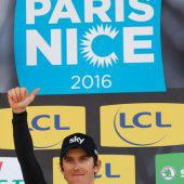 Paris-Nizza an Thomas (GB)