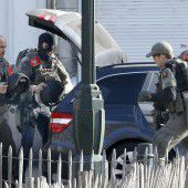 Verdächtiger bei Anti-Terror-Einsatz getötet