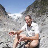 Eisriesen in Neuseeland sind auf Schrumpfkurs
