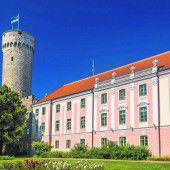 Parlament im Toompea Palast