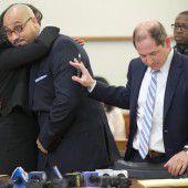 Justizirrtum: Mann nach 20 Jahren frei