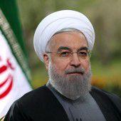 Besuch von Rouhani in Wien verschoben