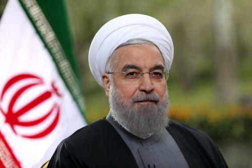 Der iranische Präsident kommt heute nicht nach Wien.