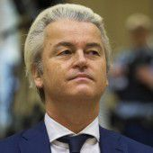 Rechtspopulist Wilders steht vor Gericht