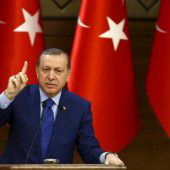 Erdogan will Aufhebung der Immunität