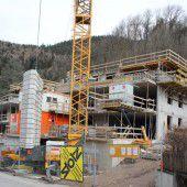 Wohnprojekt in Nüziders ist im Entstehen