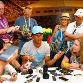Doping beschäftigt Tenniswelt