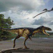 Forscher präsentieren neuen Vorfahren des T-Rex
