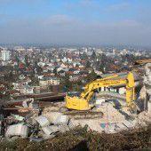 Baustart für Wohnprojekt über Dornbirns Dächern