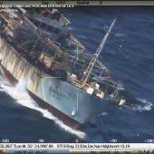Warnungen ignoriert: Fischtrawler versenkt