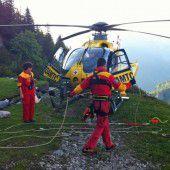 Schwer verletzter Wanderer (76) auf dem Ardetzenberg geborgen